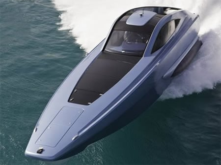 The XSR48 - World s fastest Fastest Speedboat In The World