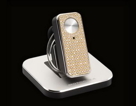Diamond Motopure H12 Headset Is Drenched With Diamonds