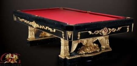 The American Federal Eagle Pool Table