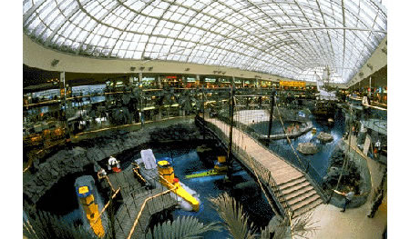 The 10 Largest Shopping Malls In The World