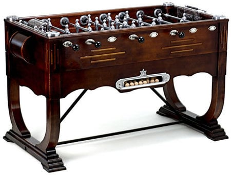 Brocantique Antique Foosball Table For 15 000
