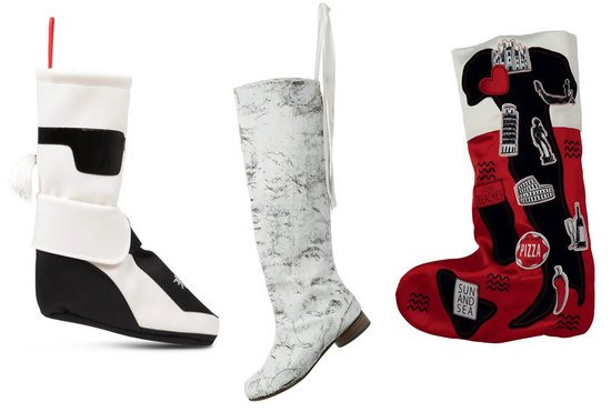 Designer Christmas Stockings By Karl Lagerfeld And Others Are Up For