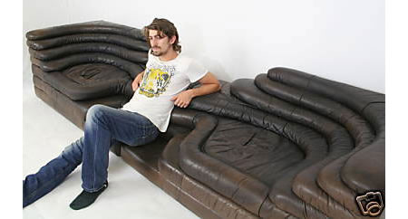 De Sede Ds 1025 Modular Sofas From Logan S Bedroom