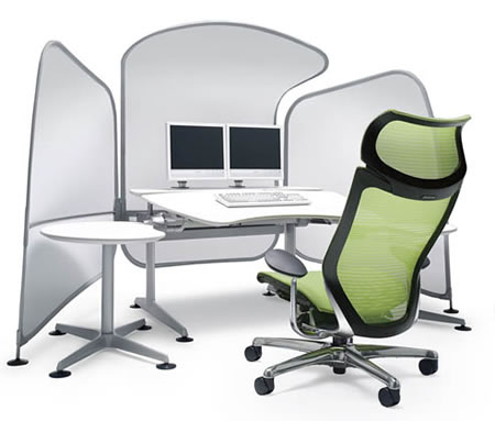 The ergonomic cruise workstation promises increased concentration and comfort - Zero gee ergonomic workstation ...