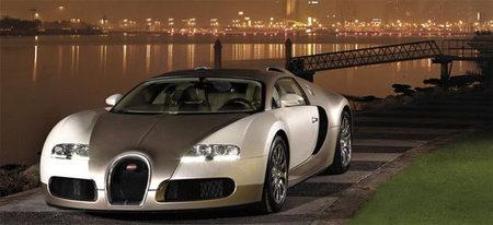 wealthy kuwait shekh gets himself a gold bugatti veyron - Bugatti 2016 Gold