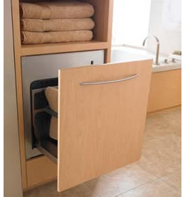 Jacuzzi Home Spa Towel Warming Drawer For A Spa Touch At Home