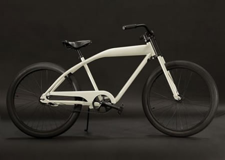 James Perse S Custom Made Beach Cruiser To Move Smoothly