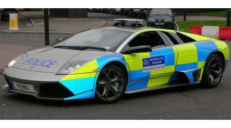 lucky london met police to get lamborghini lp640. Black Bedroom Furniture Sets. Home Design Ideas