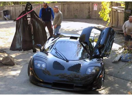 Car Transport Reviews >> George Lucas to hit the streets with the first Mosler MT900