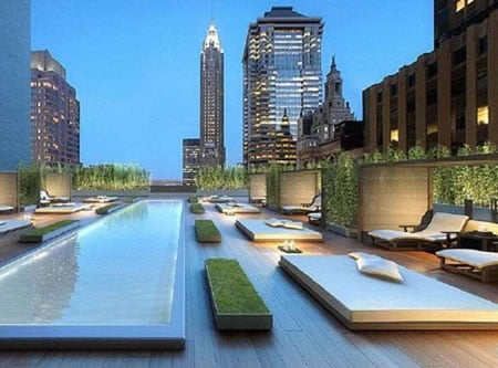 Image gallery manhattan penthouses for Luxury penthouses in manhattan