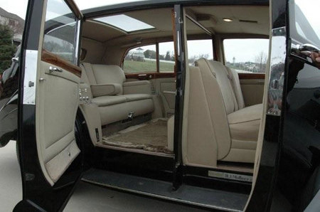 The Rolls Royce Phantom Iv One Of The Most Exclusive Rolls