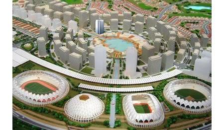 Dubai Sports City Logo Dubai Sports City…