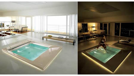 Seaside By Teuco A Sumptuous Indoor Spa