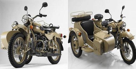2009 Ural Gear Up Sahara A Funny Name For A Tough Bike