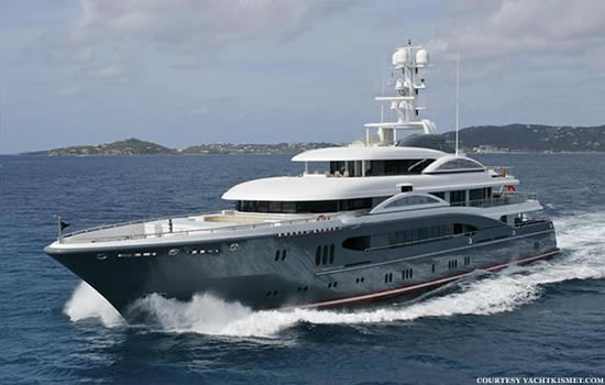 Shahid Khan S Kismet Yacht Up For Grabs At 112 Million