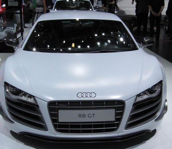 Audis Most Expensive Model The Audi R GT Supercar Has A - Most expensive audi sports car
