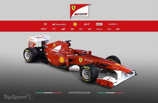 Yes Thatu0027s How Veteran Ferrai Is On The F1 Circuit. Named As A Tribute To  The 150th Anniversary Of Italyu0027s Unification, The F150 Is Built To Comply  With All ...