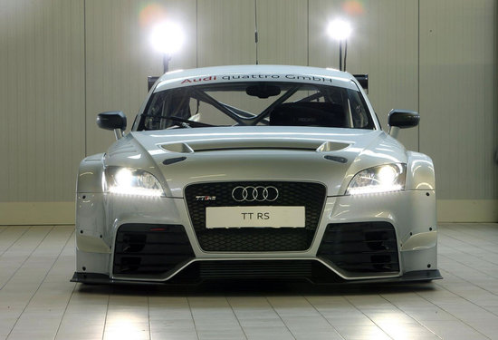 2017 Audi Tt Rs Race Ready Sports Car