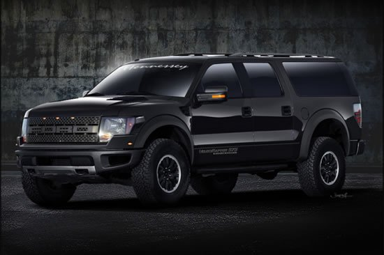 The 2012 VelociRaptor AVP from Hennessey is all set to hit your garage