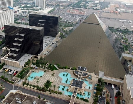 Luxor A Vegas Hotel Is Making Move To Become Less Egyptian