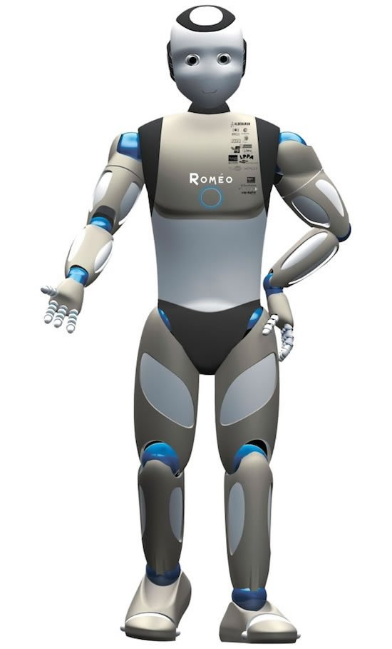 Advanced-Humanoid-Robot-Romeo-1
