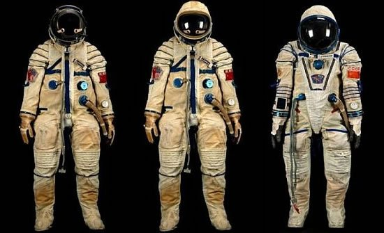 Alexei Leonov's space suit snatched up for $242,000 at ...