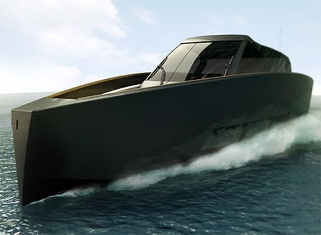 The Alfra Vico Marino Luxury Motor Yacht Is One Such Beauty That Has Appealed To My Loving Senses Beautiful Small