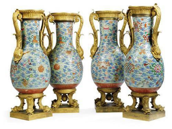 Steve Wynn Buys Ancient Chinese Vases For 12 8 Million