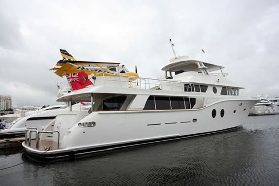 Argos-Yacht