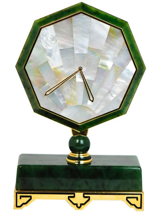 Art-Deco-Style-Cartier-Desk-Clock-1