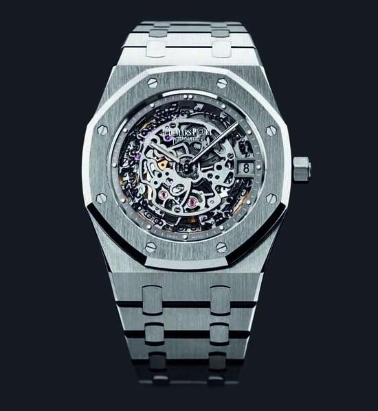 Audemars-Piguet-Extra-Thin-Royal-Oak-Limited-Edition-timepiece