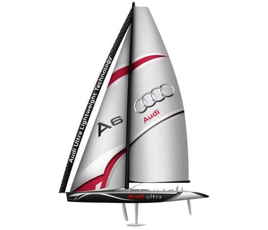 Audi-ultra-lightweight-yacht