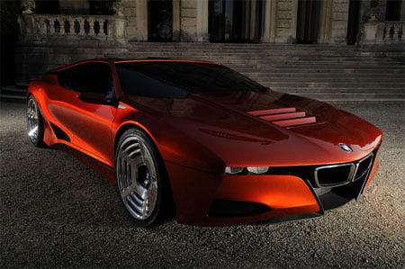 BMW To Unveil The U201cgreenu201d Sports Car Concept At Frankfurt