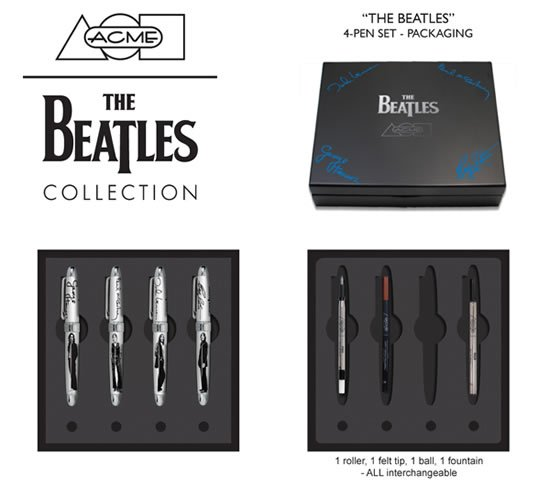 Beatles-limited-edition-pen-5
