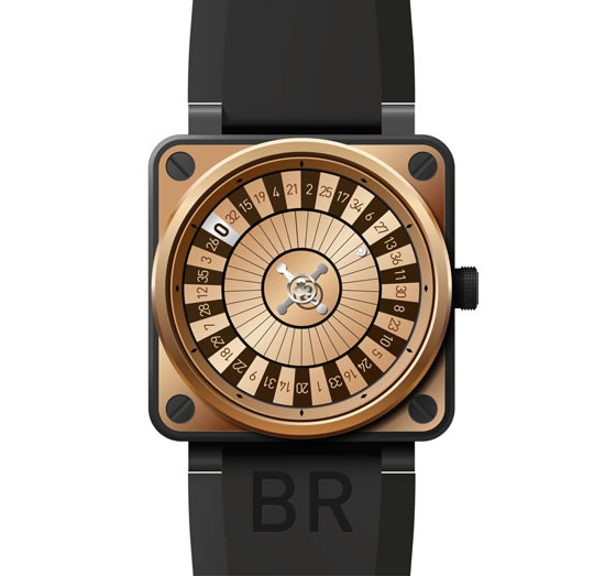 Bell-and-Ross-BR01-Casino-Pink-Gold-watch-1