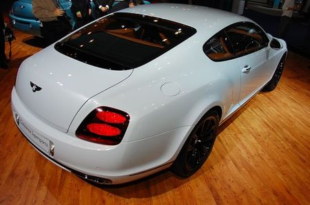 bentley continental supersports to cost a whopping 267 000. Black Bedroom Furniture Sets. Home Design Ideas