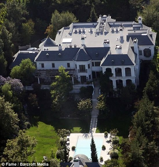 Beverly Hill House Where Mj Died Is On Sale For 29 Million