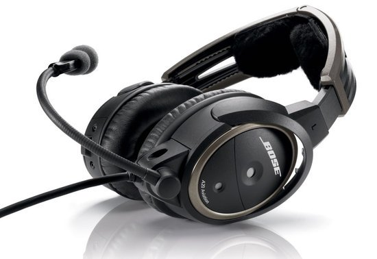 Bose A20 Aviation Headset performs better