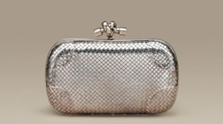 Bottega Veneta s Antique Silver Knot clutch to make a stunning statement ee04bcb2d1fd7
