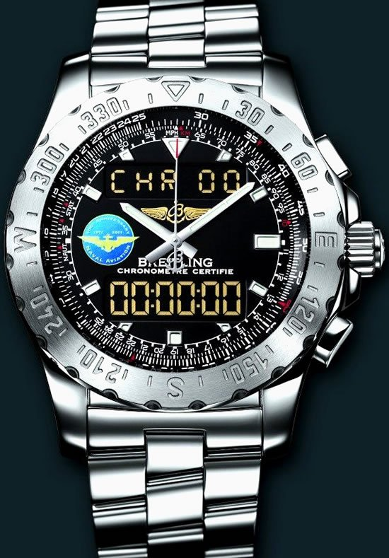 Cars For 500 Down >> Limited Edition Breitling Airwolf Watch launched to commemorate 100 years of Naval Aviation