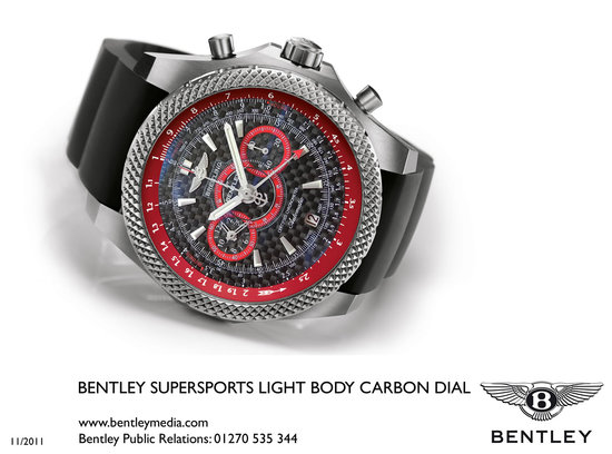 Breitling Supersports Ice Speed Record Watch Is Exclusive