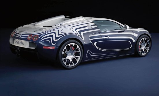 Bugatti Has Decided To Do Up Its Veyron, With Stunning Results. For The  First Time The Brand Has Gone For A Ceramic Makeover.