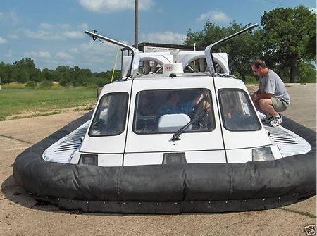Canair Hovercraft for sale on eBay for $125,000