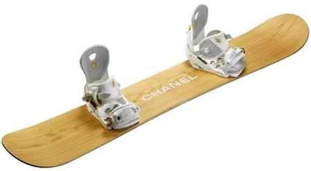 Chanel_Snowboard