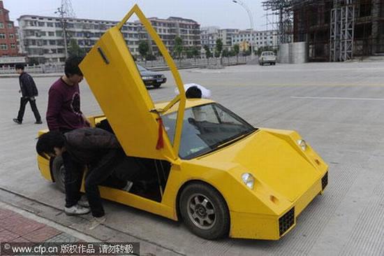 Chinese_DIY_Lamborghini