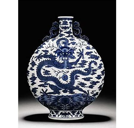 Rare Chinese Qing Dynasty Vase Sold For More Then 5 Million