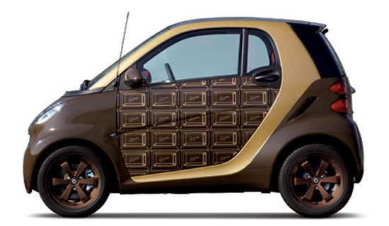 Chocolate-Smart-ForTwo