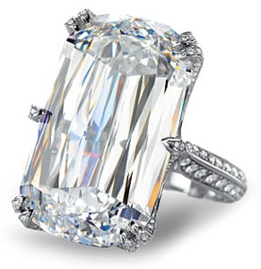 Chopard S 7 Million Platinum Engagement Ring Sports A 31