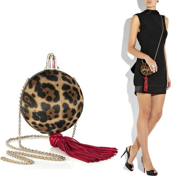 huge purse - Louboutin Inspired Clutch �� Crafthubs