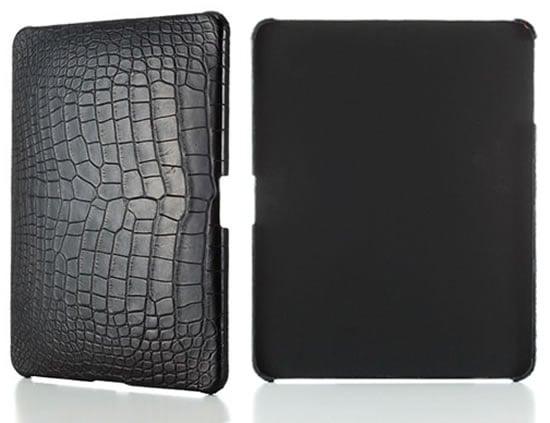 Crocodile-Leather-iPad-Case-1